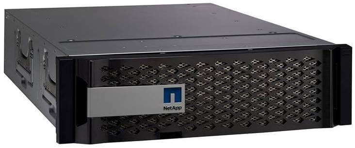 Netapp fas 8200 front